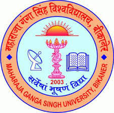 MGSU B.ed Admit Card