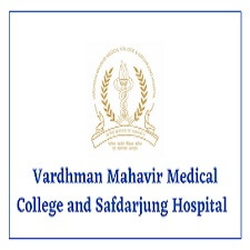 VMMC Safdarjung Hospital Recruitment 2021