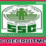 SSC Recruitment 2021 - Apply Online for Staff Selection Commission Jobs Vacancies