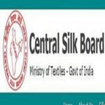 Central Silk Board Recruitment 2021 Apply Online for Scientist & Assistant Vacancies