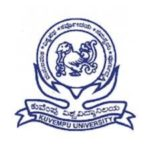 Kuvempu University M.Sc Previous Year Time Table 2021 PDF Download